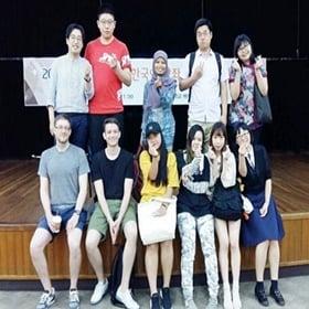 Kursus Bahasa Korea Bandung